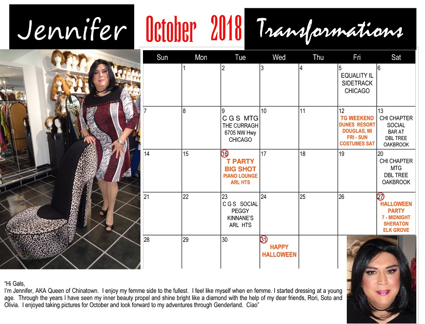 Calendar Transformations by Rori